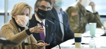 Dr. Birx slams the lack of mask usage in North Dakota