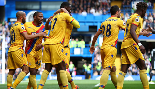 Premier League: 30. Spieltag: Palace schockt Chelsea - auch United patzt