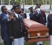 Gunfire prompts Biden's UN ambassador to abruptly leave Haitian president's funeral
