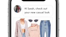 You can book a fashion stylist for as little as $20 through this new app