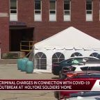 Criminal charges filed in COVID-19 deaths at Holyoke Soldiers' Home