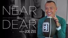 A Chanel Football, Disneyland Pic & A Signed Richard Avedon Book: What Joe Zee Holds Near & Dear