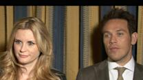 Bonnie Somerville And Kevin Alejandro Discuss 'Golden Boy'