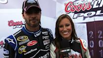 Out Front with Miss Coors Light: Tums Fast Relief 500