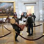 Capitol rioters taking selfies leave digital trail of 140,000 images under FBI investigation