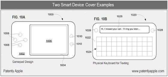 """Apple patents """"Smart Covers"""" for devices"""