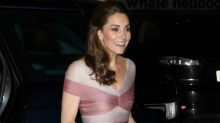 The Duchess of Cambridge's most glamorous gowns