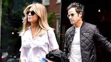 The latest on Justin Theroux and Jennifer Aniston's war with their neighbor