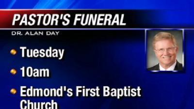Funeral Arrangements Set For Edmond Pastor