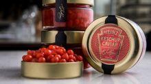Caviar de ketchup? Agora isso existe