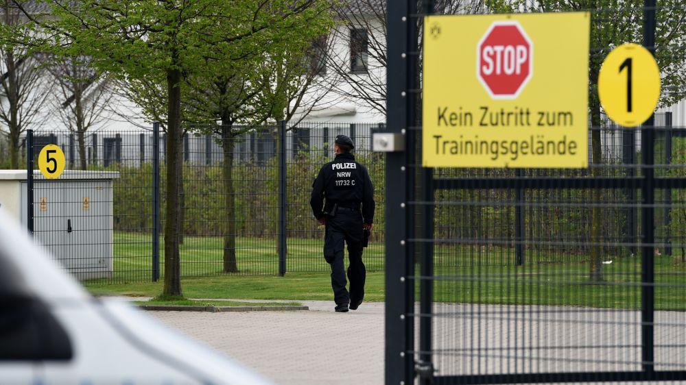 BVB-Profis keine 24 Stunden nach Sprengstoffattentat im Einsatz