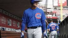 Anthony Rizzo blames worst bed in the world for his back injury