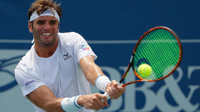 Jaziri saves eight match points to win in Atlanta