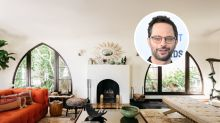 Nick Kroll Upgrades to 1920s Spanish-Style Compound