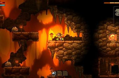 SteamWorld Dig heading to PS4 and Vita this year
