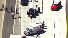 At least 4 injured in shooting on I-580 in Oakland, authorities say