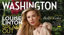 Louise Linton wears ball gowns to apologize for her Instagram rant