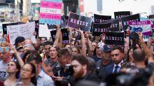Protestan en Nueva York por el asesinato de tres transexuales negras