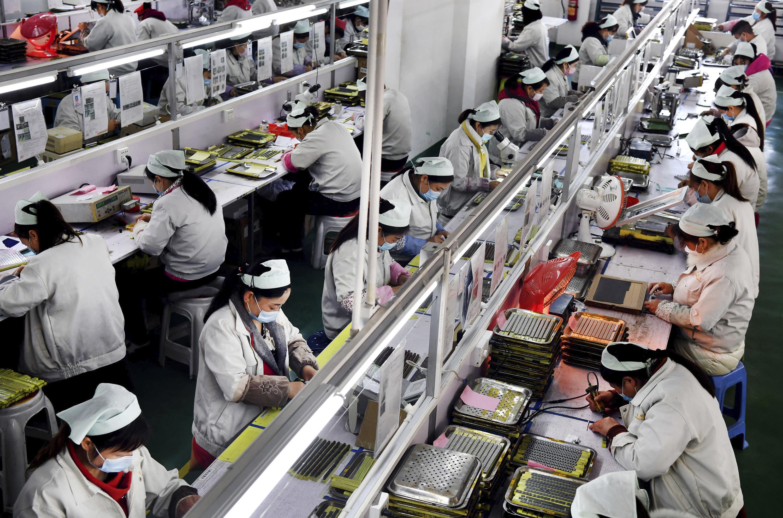 China Virus Labor