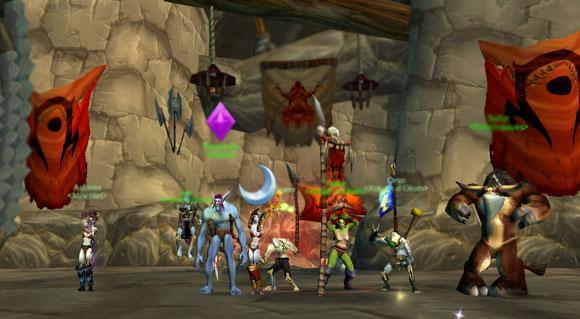 Warlords of Draenor: PvP now requires active flagging on PvE realms