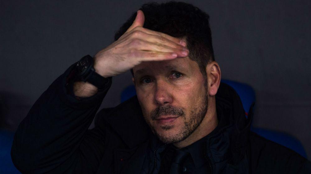 Simeone will be Atletico coach next season, insists club president
