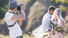 Couple's wedding ruined after photographer ghosts them on the day