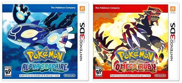 Report: Pokemon ORAS tops three million sales in three days