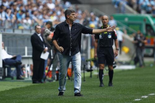 Grêmio poupa titulares e deve encarar o Botafogo com time reserva