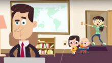 Those Kids Who Interrupted Their Dad's BBC Interview Have Inspired a New Animated Series