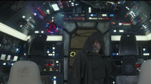 Luke Skywalker is reunited with the Millennium Falcon in latest 'Star Wars: The Last Jedi' spot