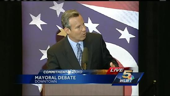 Mayoral candidates give positive qualities of opponent