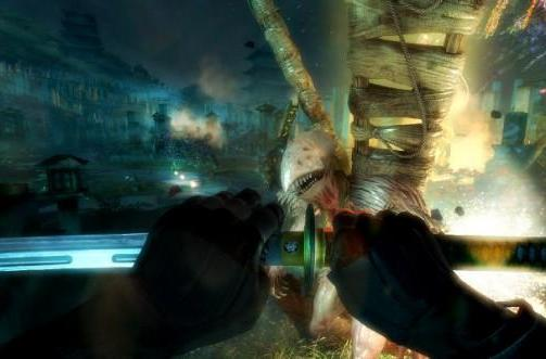 Shadow Warrior's new magic system twists a straight shooter
