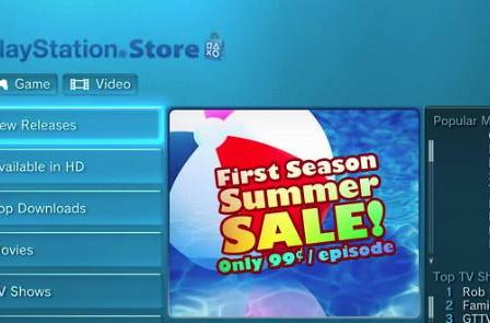 First seasons go on sale on the PlayStation Store