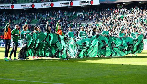 Bundesliga: Werders Erfolgslauf: Warum eigentlich nicht Europa?