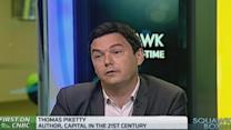 Inequality a problem when it gets extreme: Piketty