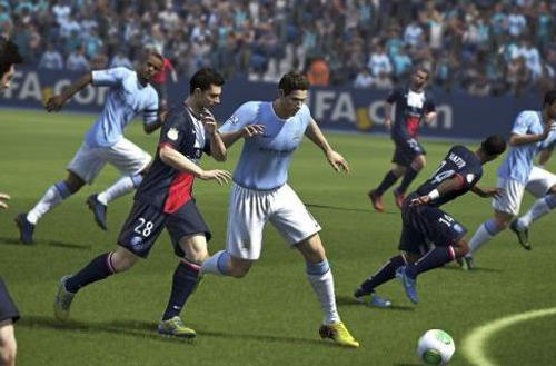 FIFA 14's reign continues in this week's statue-like UK charts