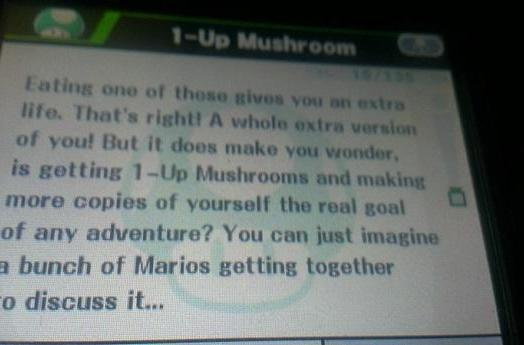 Super Smash Bros. hints that Mario's extra lives are clones
