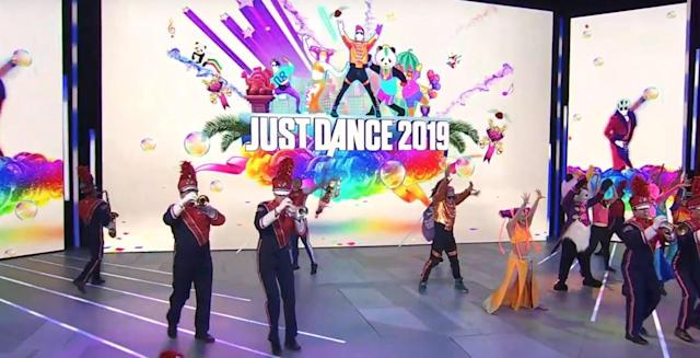 'Just Dance 2019' is heading to the Wii like it's 2009