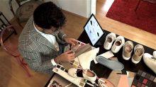 Aus Syrien geflüchtet - in Frankreich Luxus-Designer