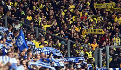 Bundesliga: Vor Revierderby: Massenschlägerei verhindert