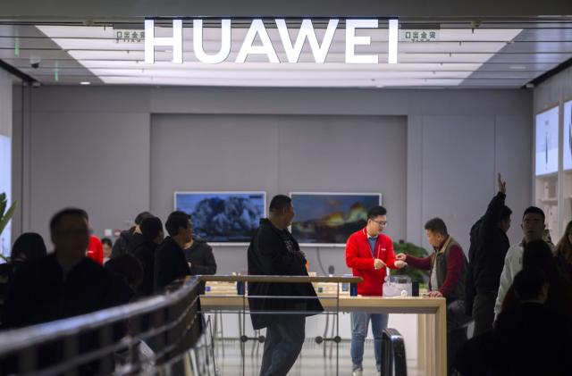 Judge dismisses Huawei lawsuit against 'unconstitutional' federal ban