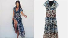 Paula Echevarría estrena el vestido más original del verano que favorece a todas las tallas