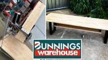 'Bloody legend': Epic Bunnings DIY saves $300