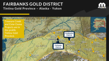 Millrock Acquires Gold Exploration Projects in Fairbanks District and Reports Royalty Agreement, Alaska