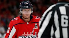 Capitals 'hoping' Nicklas Backstrom can play in Game 3 vs. Islanders, but status remains uncertain