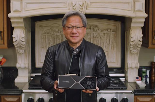 NVIDIA unveils the $699 GeForce RTX 3080, its first 'Ampere' GPU