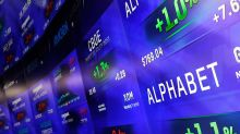 Small Gains In Indexes Persist, But Alphabet Breaks Out