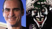 """Los fans de DC enloquecen con la """"transformación cadavérica"""" de Joaquin Phoenix ¿Será su look para el Joker?"""