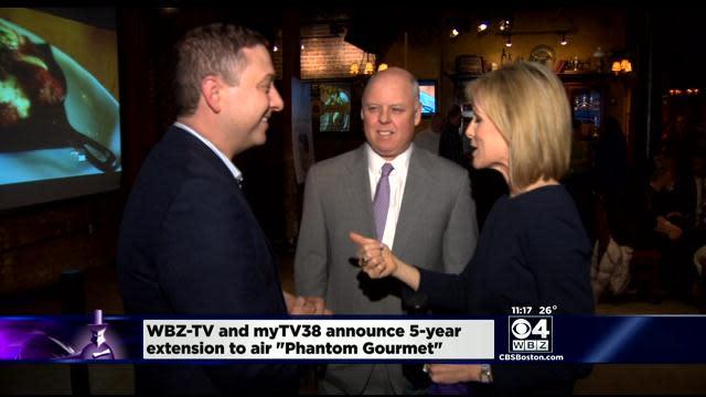New 5-Year Deal For Phantom Gourmet