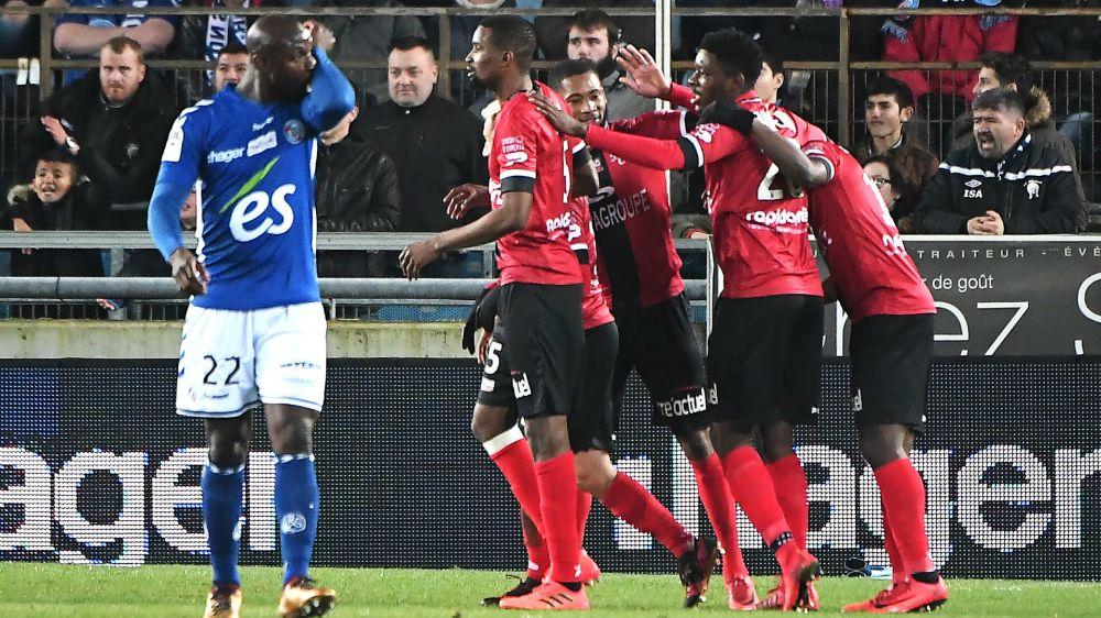 Strasbourg 0-2 Guingamp : le très joli coup des Bretons